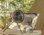 크레모아 충전식 서큘레이터 선풍기 팬 FAN V600